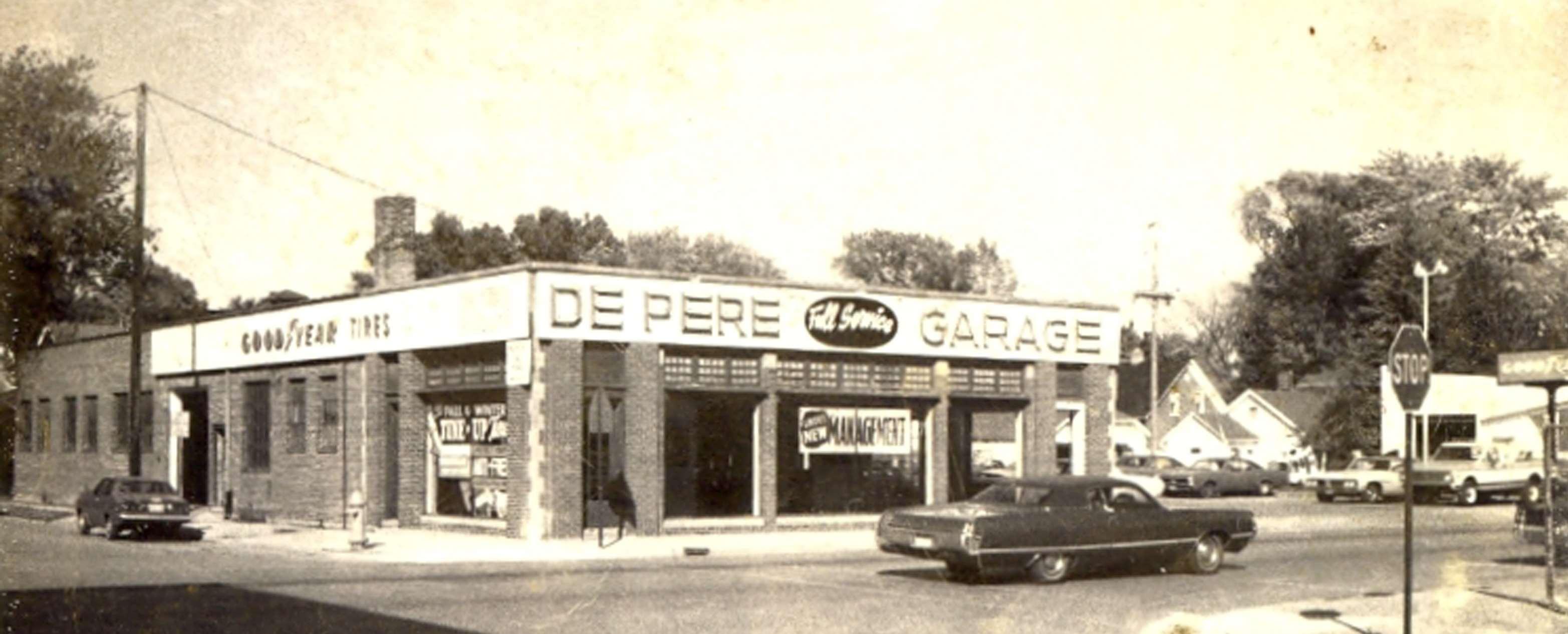 1975 De Pere Garage