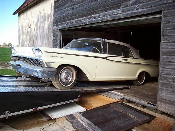 Rusch Barnfind 1959 Mercury Monterey