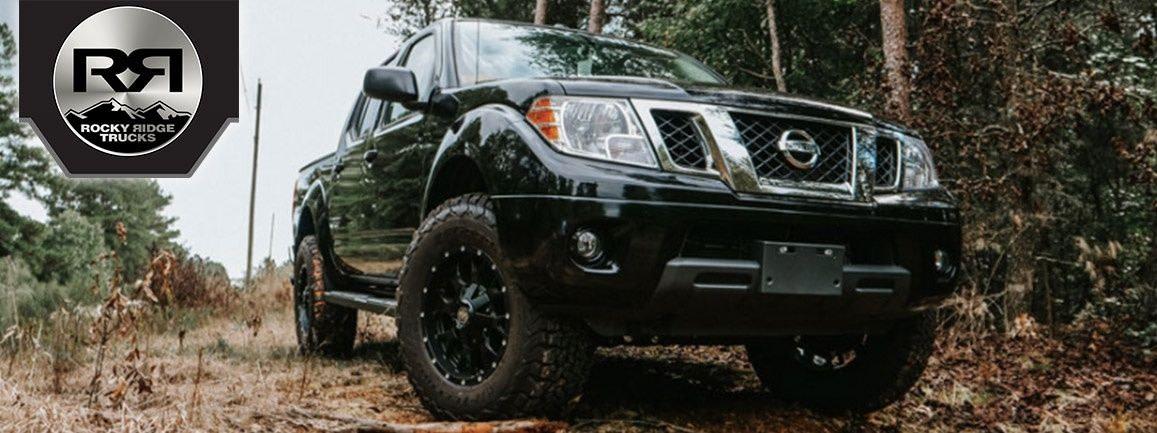 Dorsett Nissan Rocky Ridge Trucks