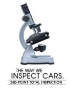 The way we inspect cars