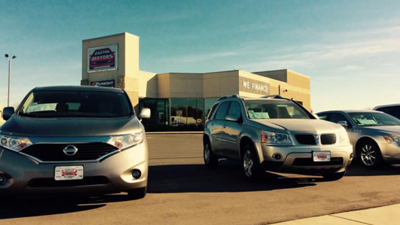 Portage Used Cars | Wisconsin Dells, Wisconsin 53965 | Easton Motors