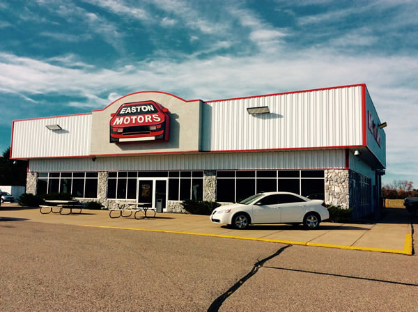 Easton Motors -Adams, WI