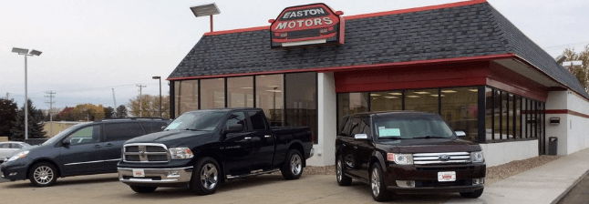 locations wisconsin bad credit auto loans easton motors