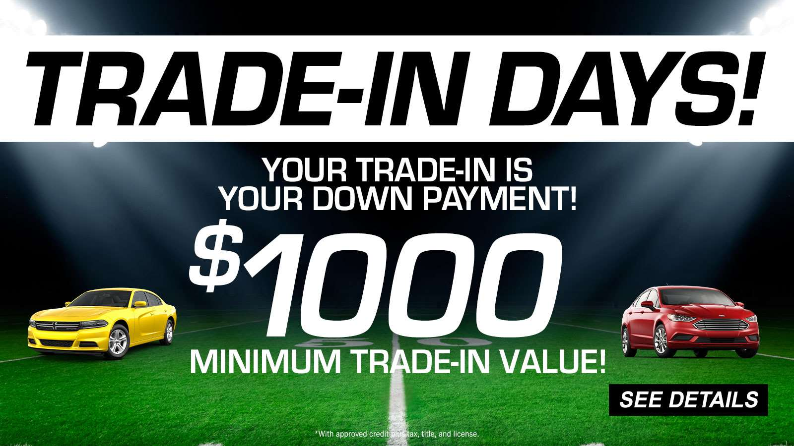 Trade-In-Days