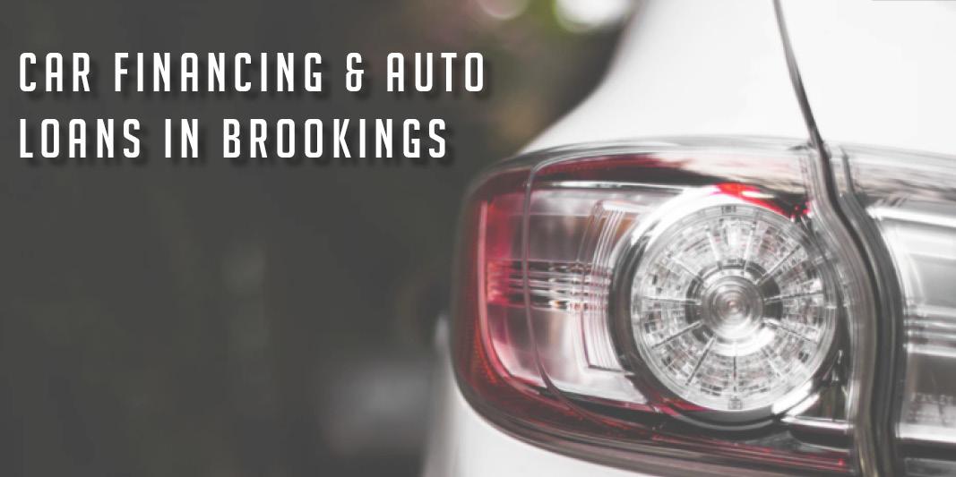 Brookings car finance