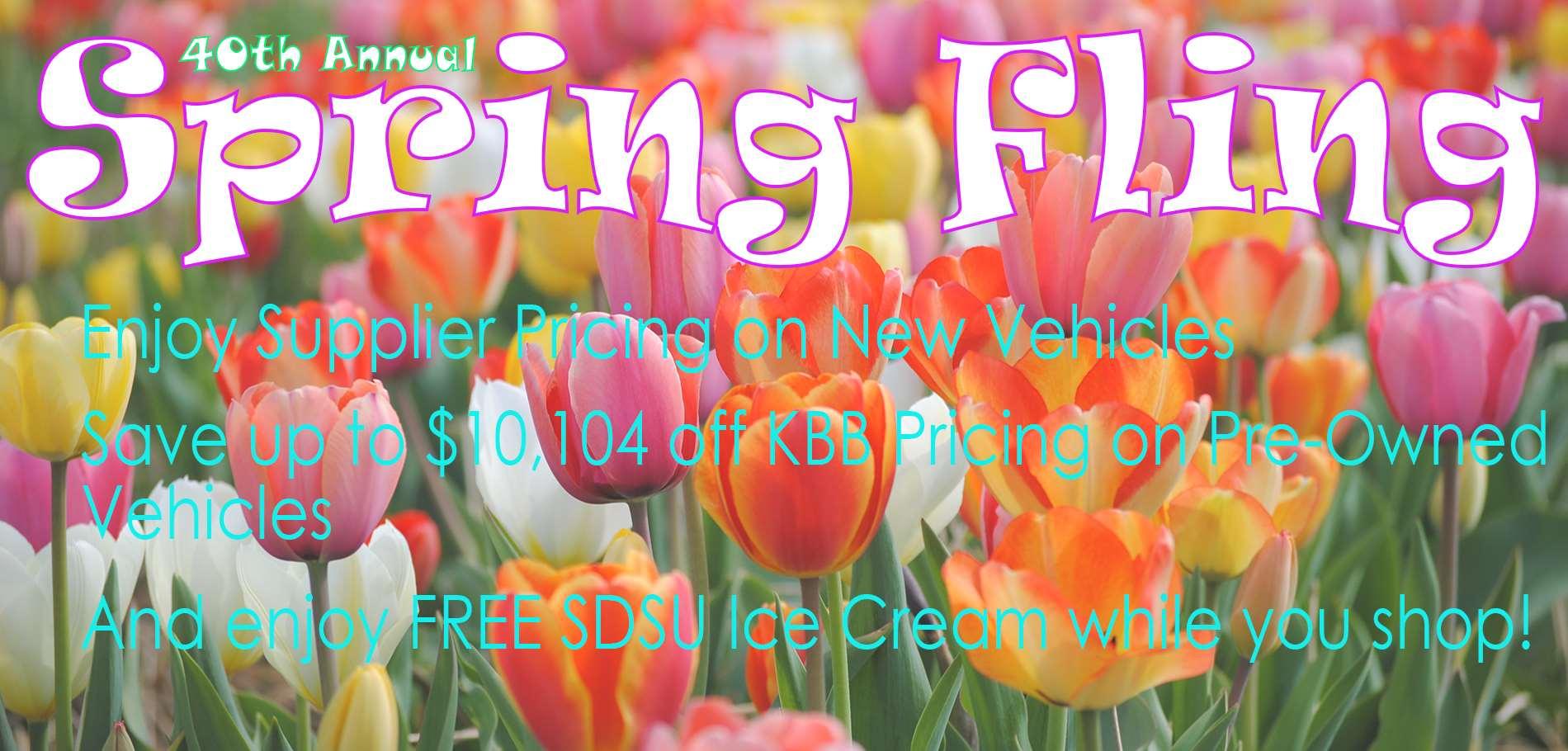 18 Spring Fling