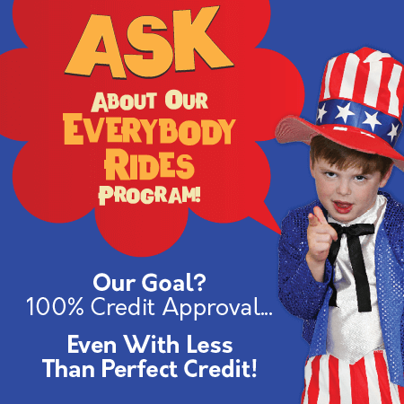 Everybody Deserves Credit approval - Frank Myers Auto Maxx