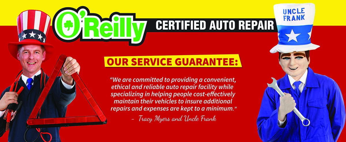 O'Reilly Certified Auto Repair