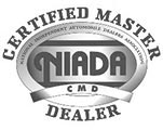 NIADA Certified Master Dealer
