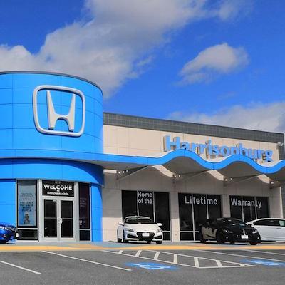 Harrisonburg Honda