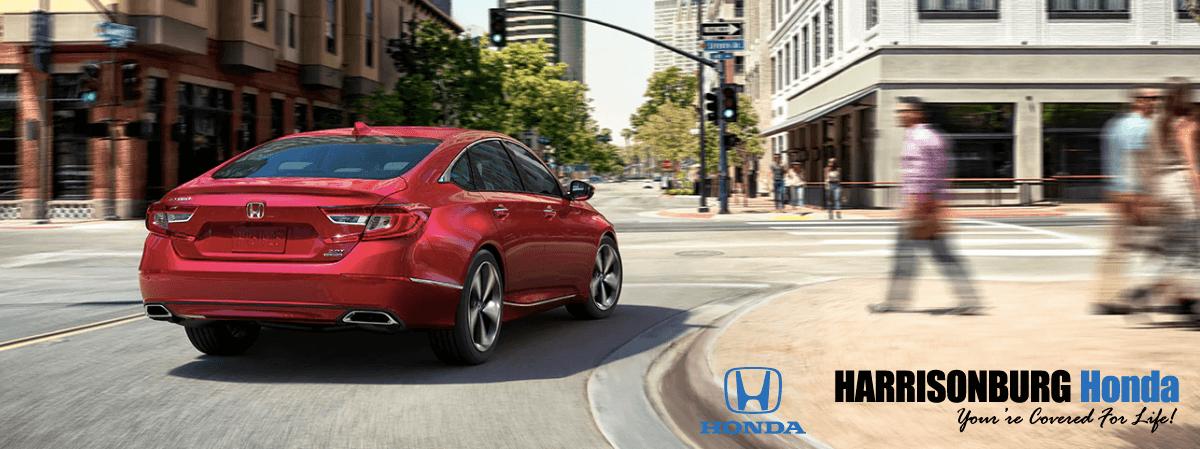 Honda Accord Harrisonburg VA