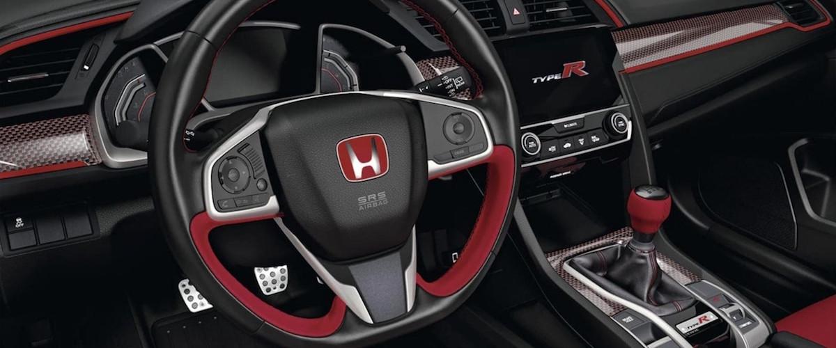 New Honda Civic Type R