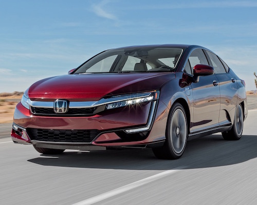 New Honda Clarity Electric