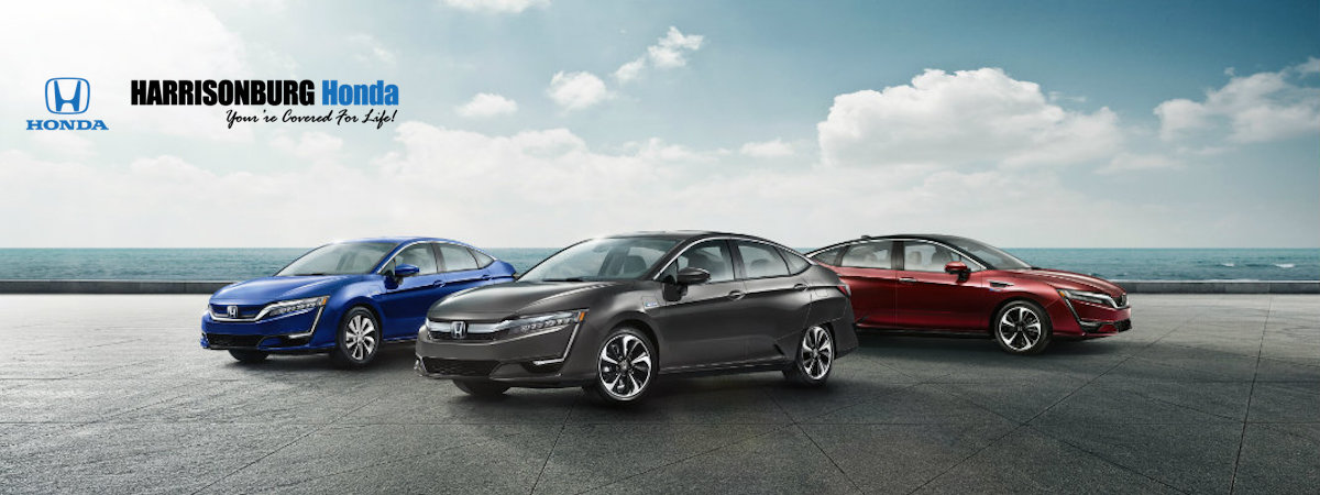 Honda Clarity Harrisonburg VA