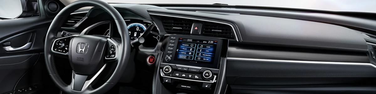 Honda Dealer Harrisonburg VA Interior