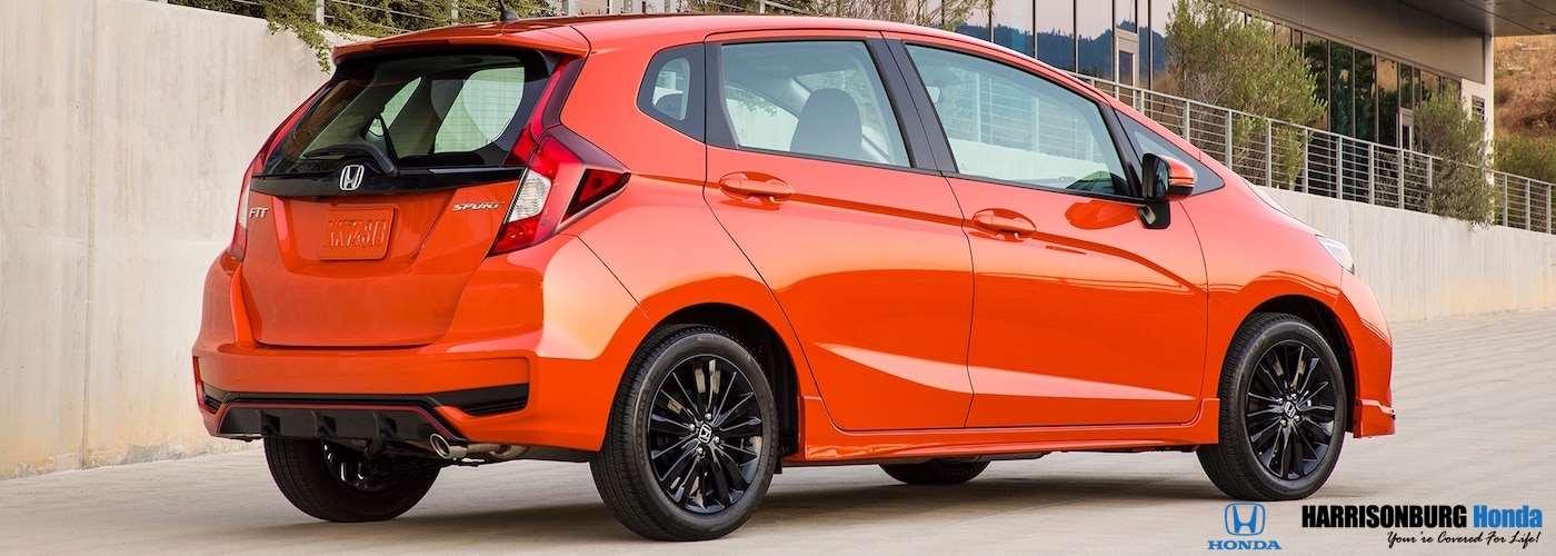 Honda Fit Blacksburg VA