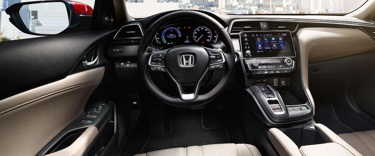 New Honda Insight