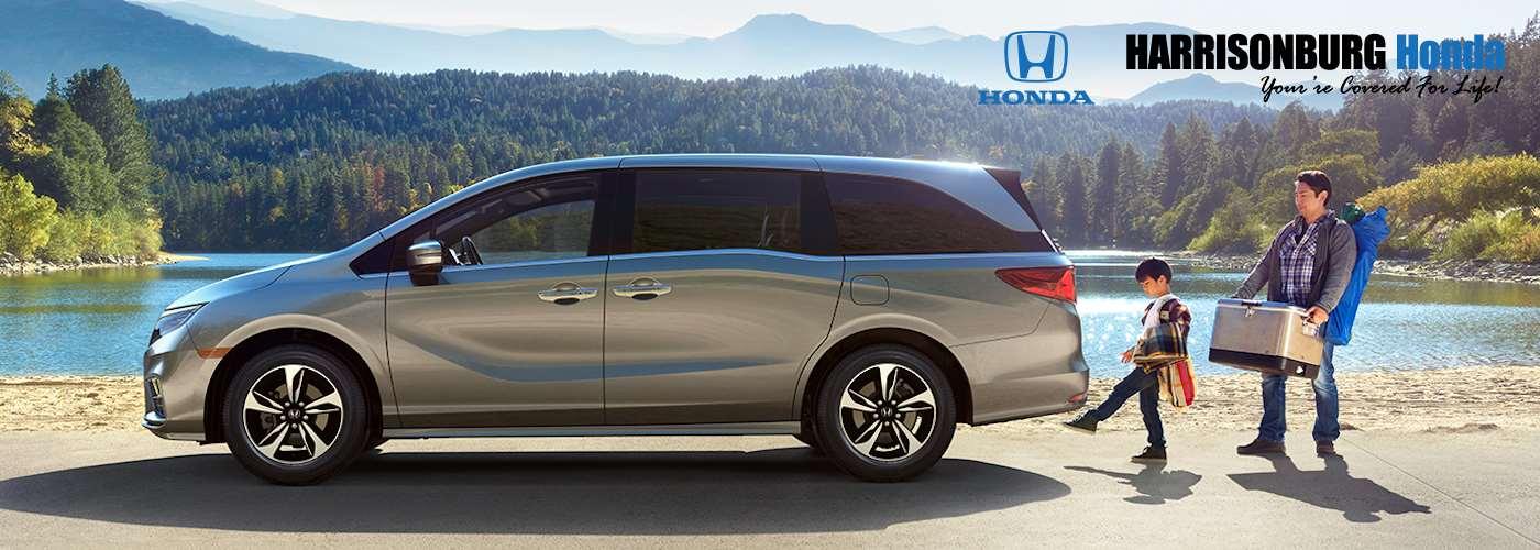 Honda Odyssey Charlottesville VA