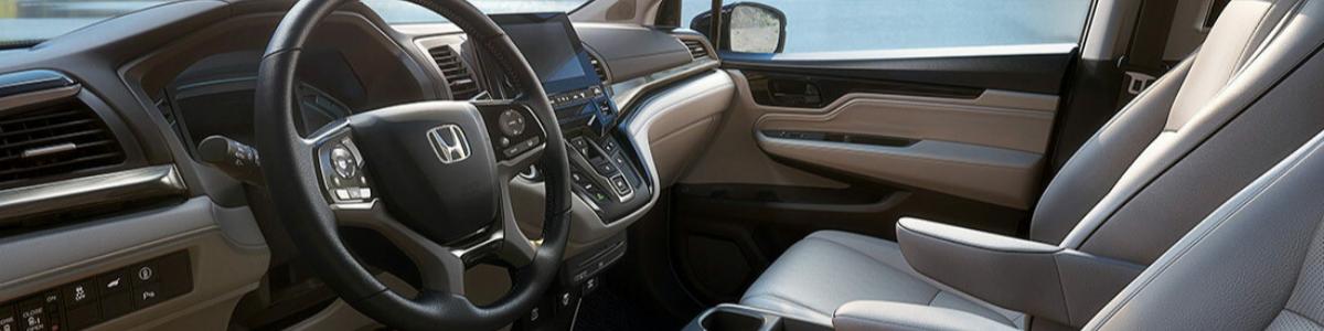Honda Odyssey Elkton VA Interior