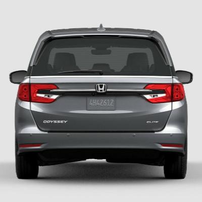 Honda Odyssey Elkton VA Rear