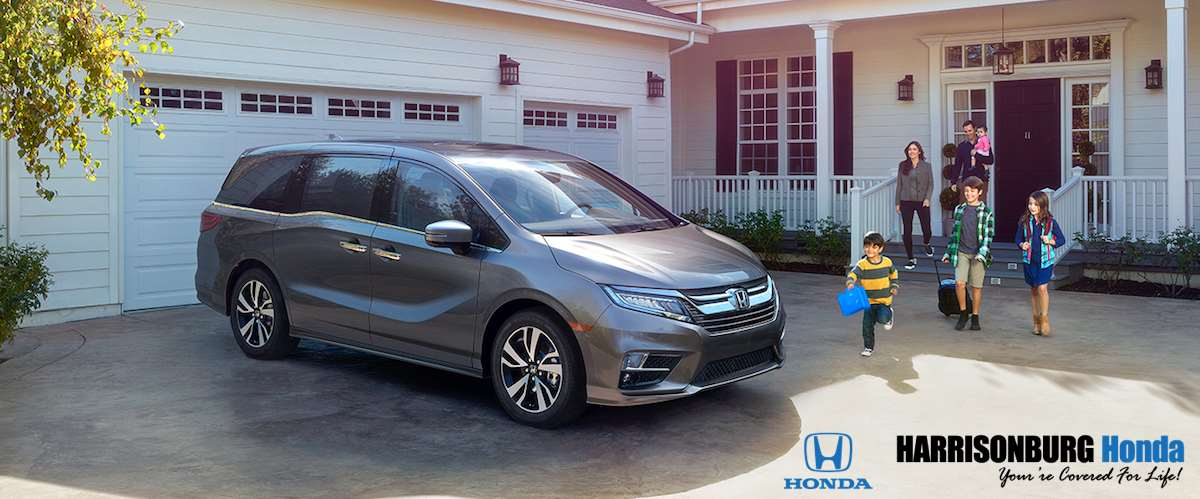 Honda Odyssey Staunton VA