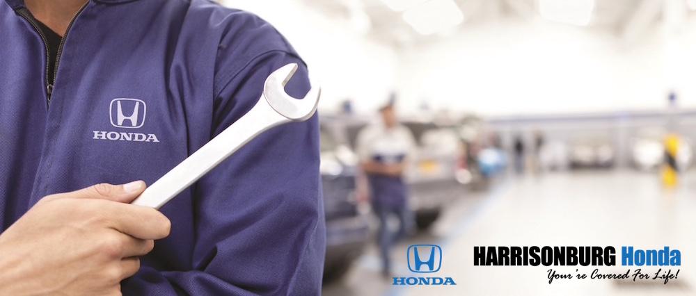 Honda Service Center Charlottesville VA