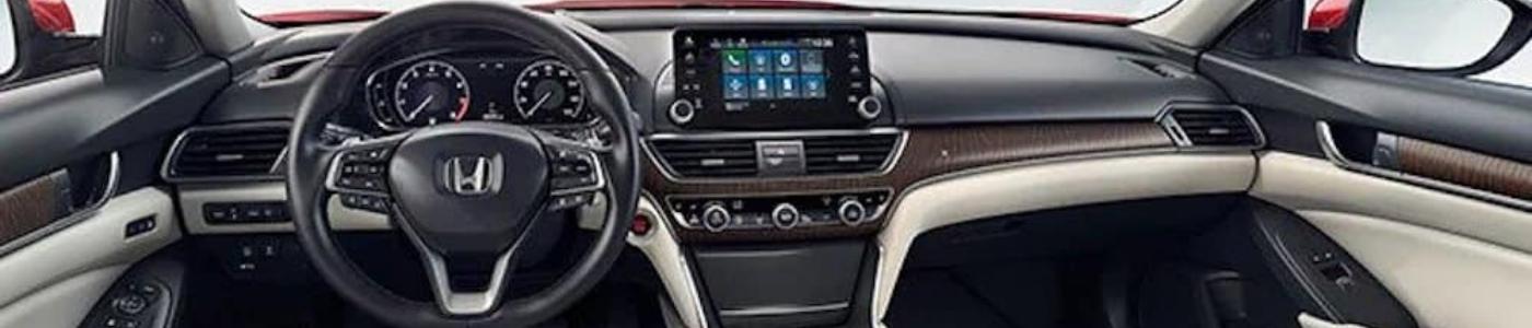 Used Honda Accord Harrisonburg VA Interior