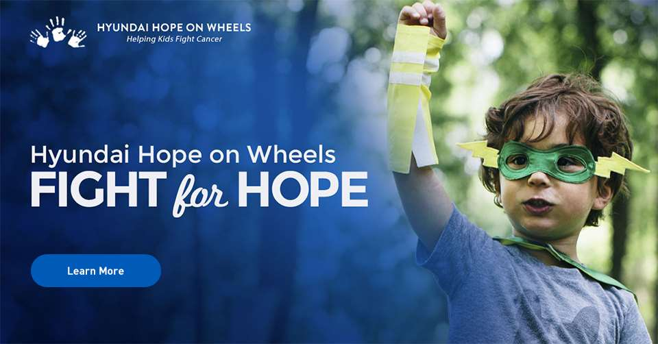 Hyundai Wheels For Hope
