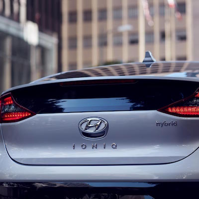 New Hyundai Ioniq