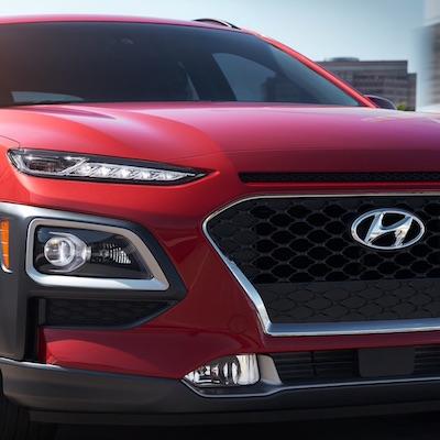 New Hyundai Kona