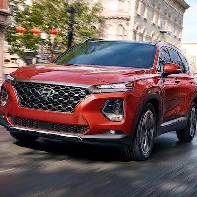 New Hyundai Santa Fe XL