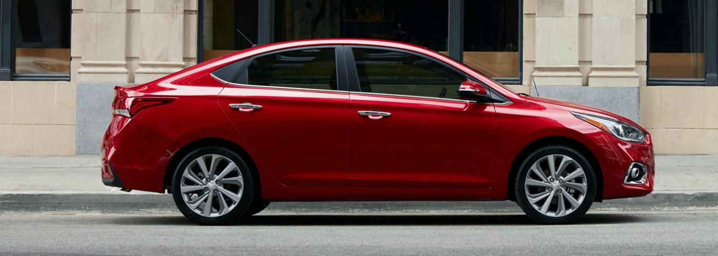 Hyundai Accent Charlottesville VA