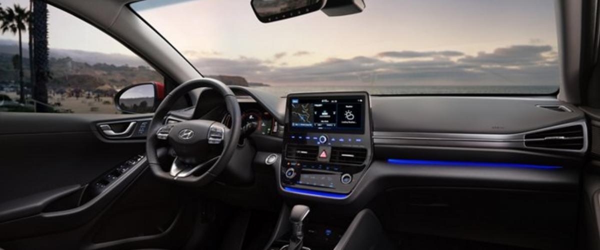Hyundai Ioniq Hybrid Harrisonburg VA