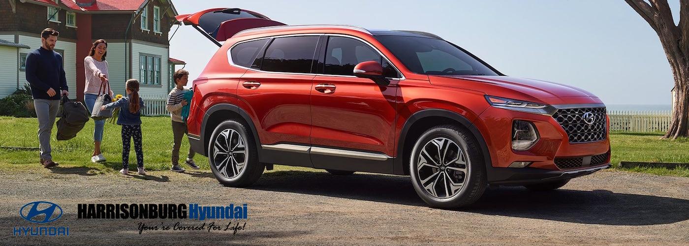 Hyundai Santa Fe Blacksburg VA
