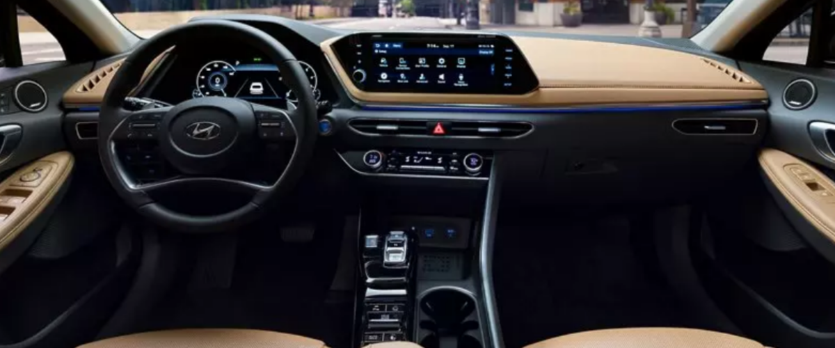 Hyundai Sonata Hybrid Charlottesville VA