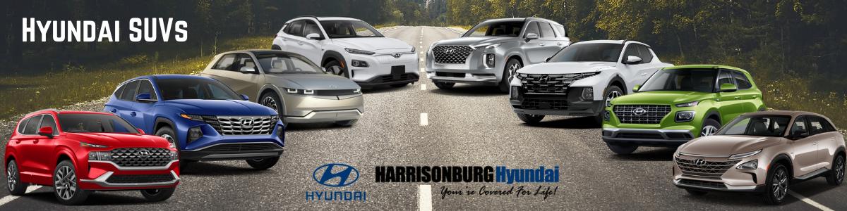 Hyundai SUVs Harrisonburg VA
