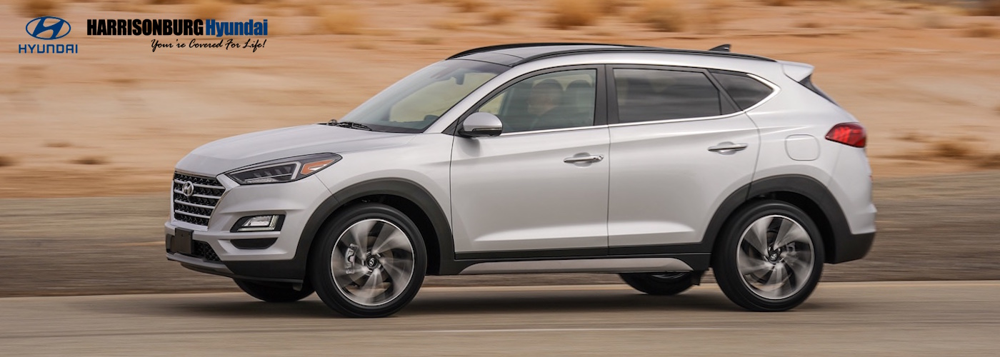 Hyundai Tucson Blacksburg VA