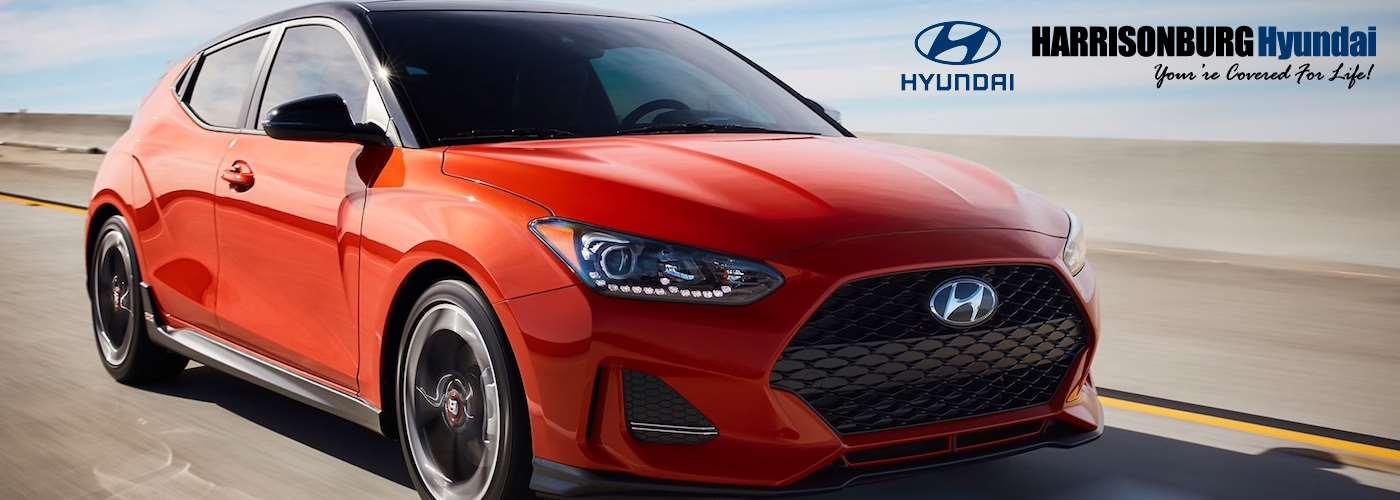 Hyundai Veloster Harrisonburg VA