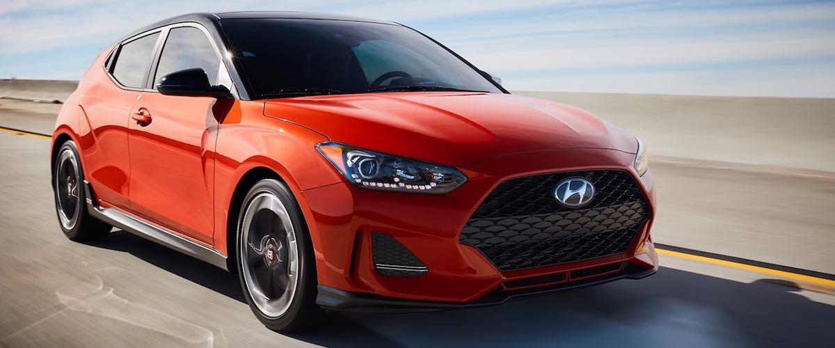 New Hyundai Veloster