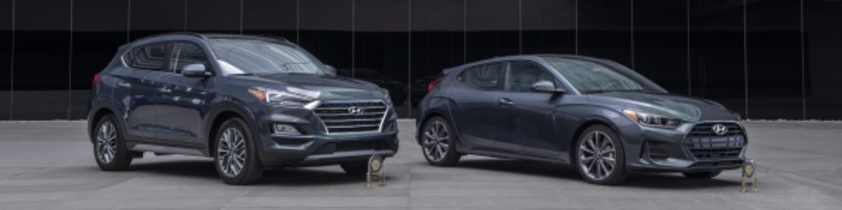 Hyundai JD Power Awards