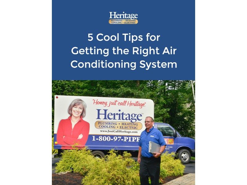 5 Cool Tips for Getting the Right Air Conditioning System