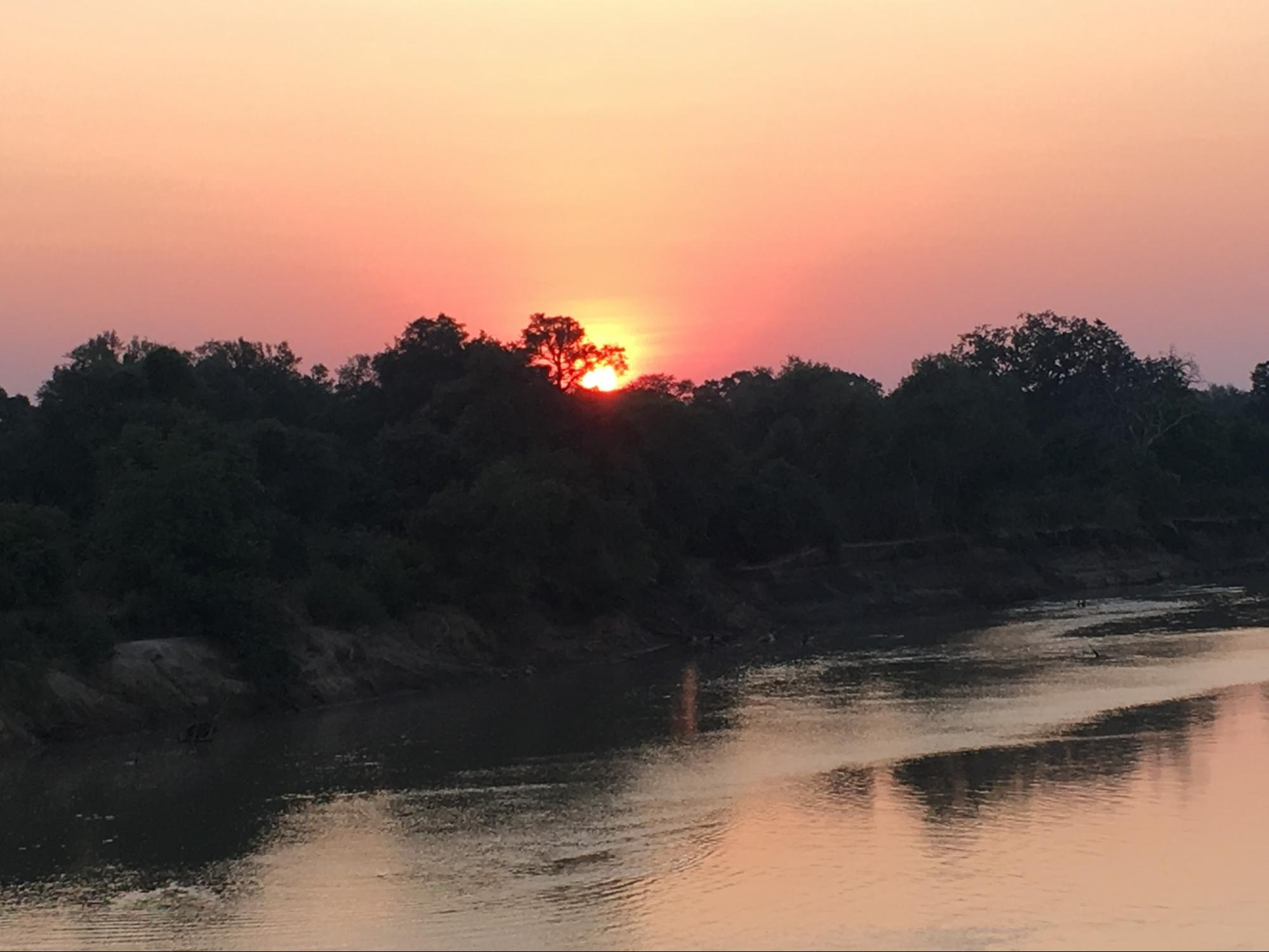 Malawi Scenery & Sunset
