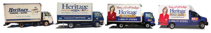 Hertiage Service Trucks