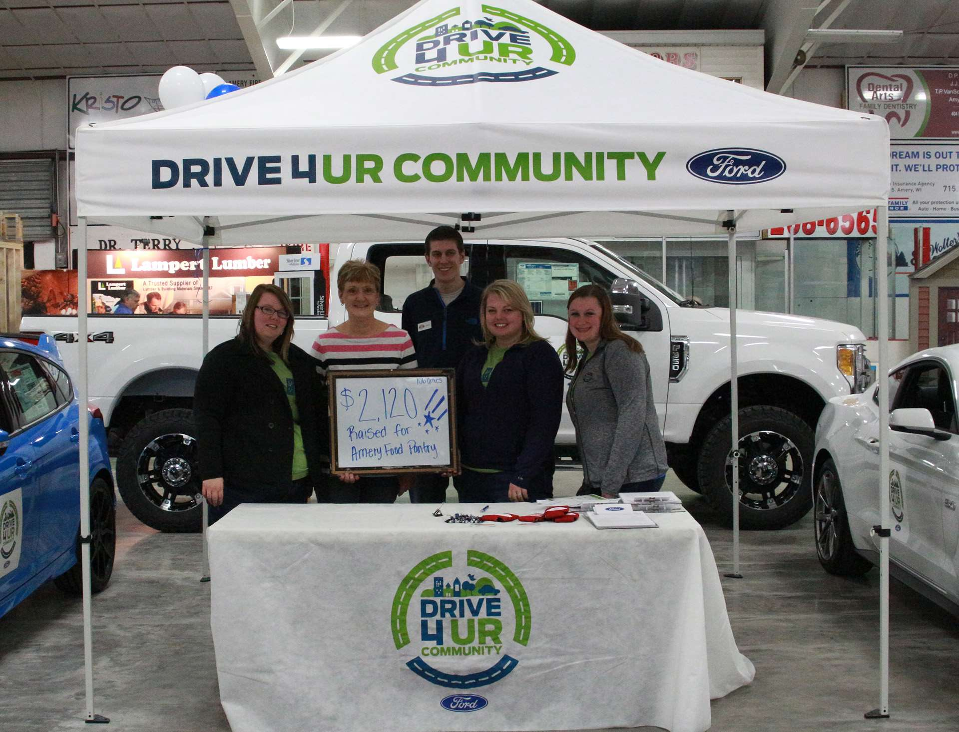 drive for the community with johnson ford 2