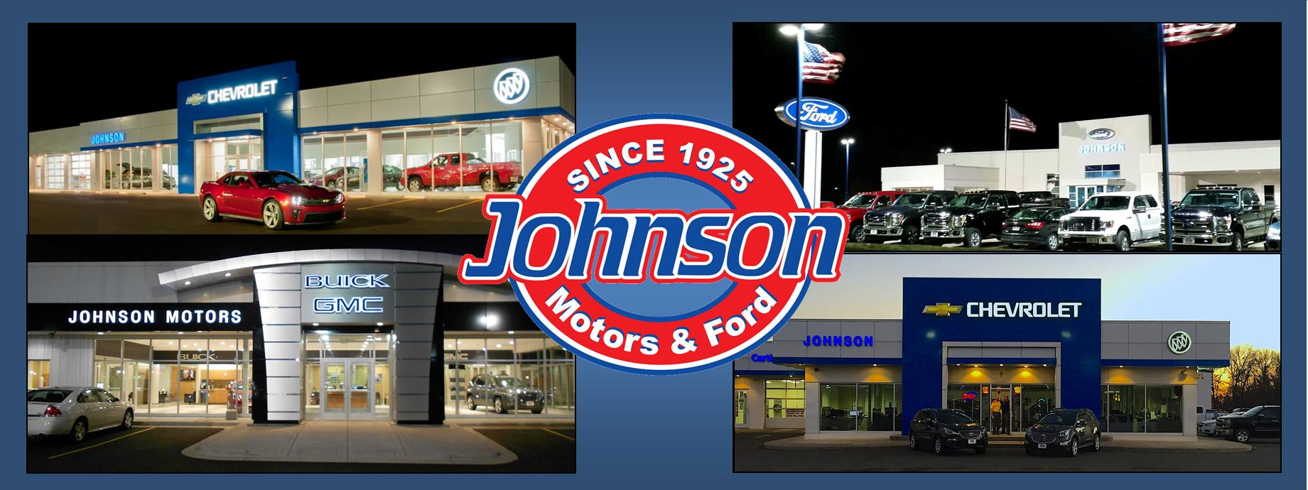 Johnson Ford New Richmond >> Why Shop Sell Trade With Johnson Motors Ford New