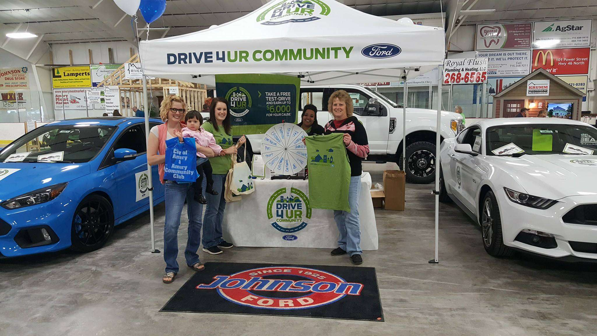 Drive for the Community