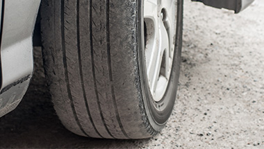 What Causes Tire Wear