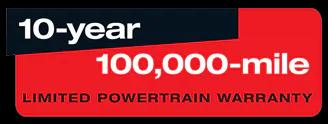 10-Year/100,000 Mile Warranty Mitsubishi