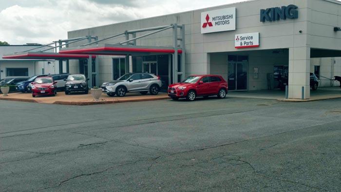 King Mitsubishi | Gaithersburg, MD | Mitsubishi Dealership