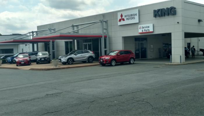 Mitsubishi Parts | Gaithersburg, MD | King Auto Group